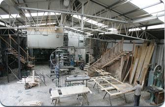 Veduta del laboratorio sito in via ponte della maddalena 101 - 80142 Napoli
